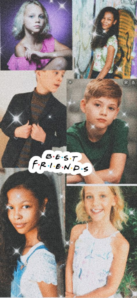 Elle Graham, Kyleigh Curran, Preston Oliver Wallpaper
