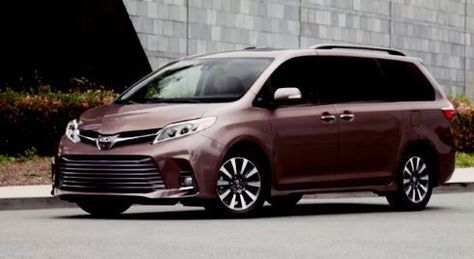 Toyota Sienna 2020 Review.2020 Toyota Sienna Redesign Release Date Car Reviews