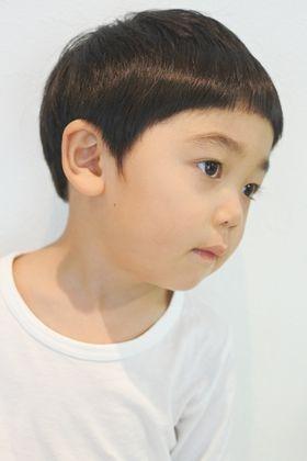 Dsc 6381 Jpg 子供のヘアカット ボーイズヘアカット こども 髪型