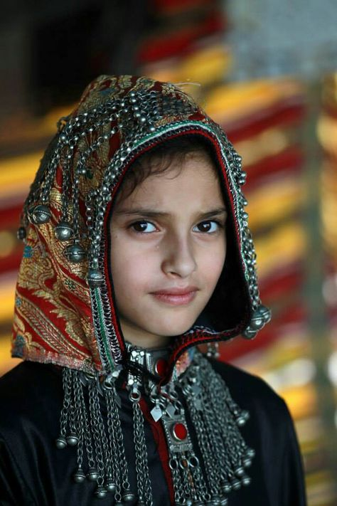 Yemen - This poor girl, raised in the hell of Islam, will live a life of hell if she lives at all.