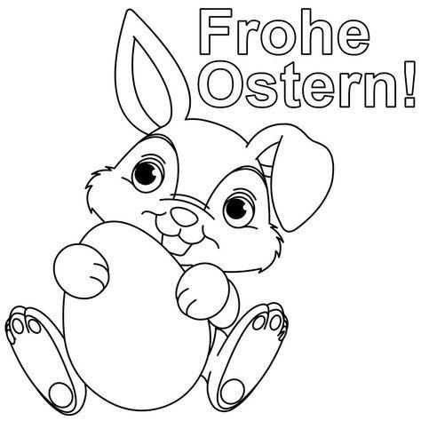 Hase Frohe Ostern 962 Malvorlage Ostern Ausmalbilder Kostenlos Hase Frohe Ostern Zum Ausdrucken Malvorlagen Ostern Ostern Zum Ausmalen Ausmalbilder Ostern
