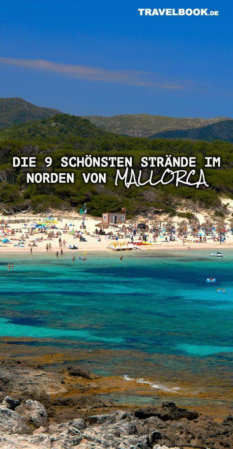 Die 9 Schonsten Strande Im Norden Von Mallorca Mallorca Die
