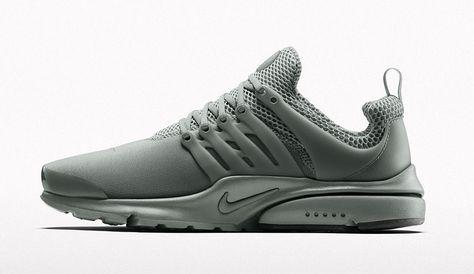 innovative design 56c72 40d0a Nike Air Presto iD Das große Comeback! Der Nike Air Presto wurde erstmals  im Jahr 2000 als das