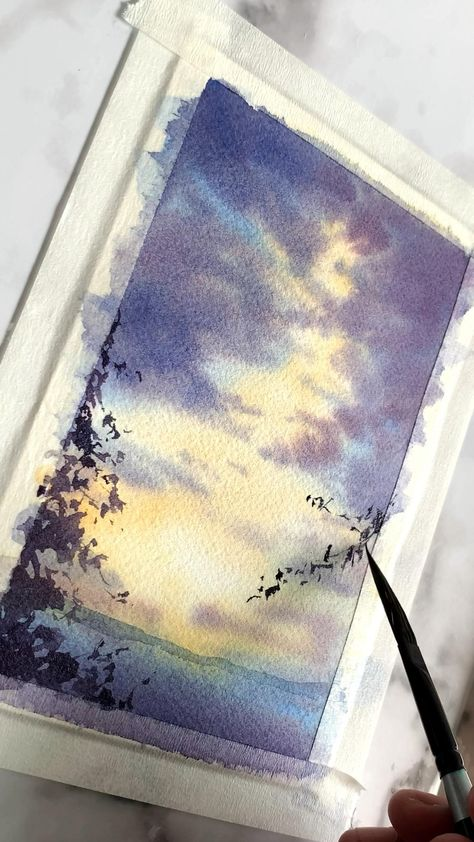 Watercolor Basics for Total Beginner is a free email course in 4 parts that help you get started in your creative journey through watercolor. It includes complete watercolor supplies, checklist, roadmap and tutorials.