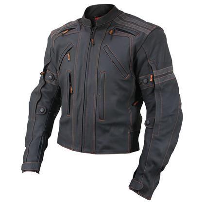 Vulcan Men S Vtz 910 Street Motorcycle Matte Black Leather Jacket In 2020 Leather Jacket Men Motorcycle Jacket Leather Motorcycle Jacket