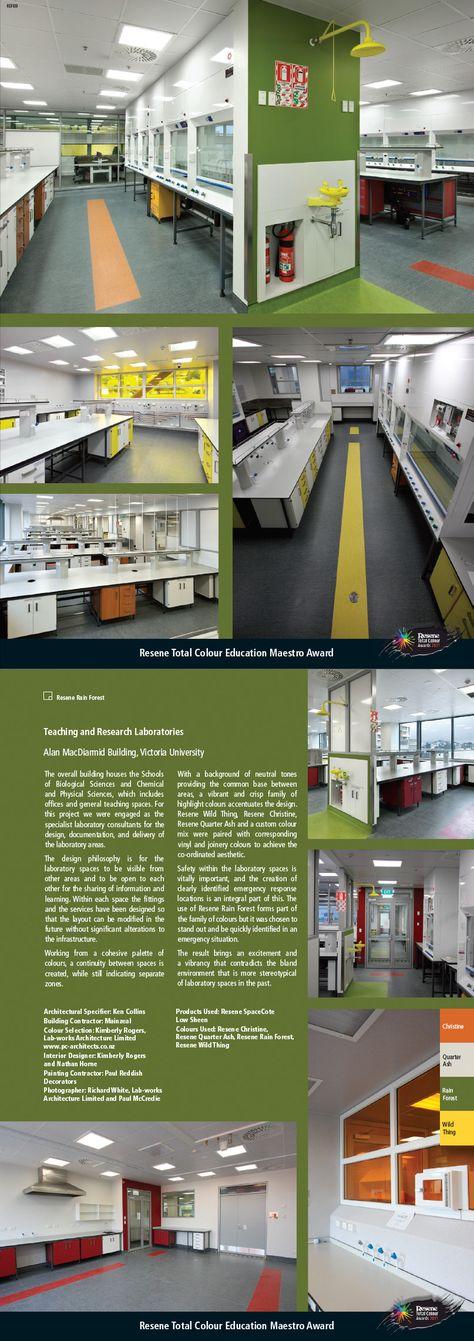 High School Science Design