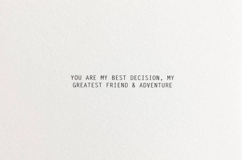 Best Decision Valentine's Day card for boyfriend, birthday card for boyfriend, first anniversary car