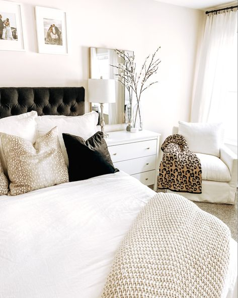 Click to Shop This Post by @TaylorBrittanyJones #master #masterbedroomideas #bedroom #bedroomdecoratingideas #neutral #neutralhomedecor #bedding #nightstand