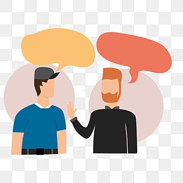 Illustration Of Two Men Talking People Character Vector Png And Vector With Transparent Background For Free Download Cartoons Vector Star Wars Background Free Vector Illustration