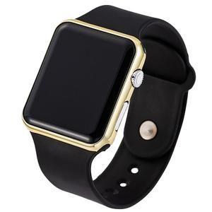 2019 New Pink Casual Wrist Watches Women Watch Led Digital Sport Men Wristwatch Silicone Women Watch Reloj Mujer Erkek Kol Saati Bayan Saatleri Erkek Kol Saatleri Dijital Saat