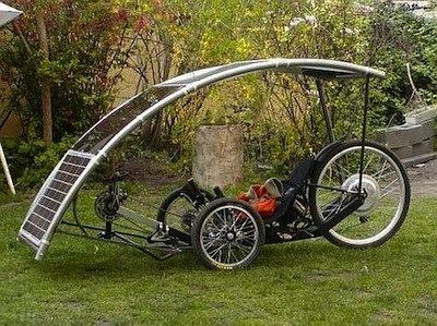 Cycle Touring With An Electric Bike Powered By A Solar Panel The Spoke Words Electric Bike Solar Power Energy Solar Power