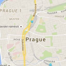 From airport to Prague city centre map Maps Pinterest Prague