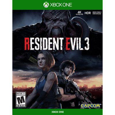 Resident Evil 3 Xbox One In 2020 Resident Evil Resident Evil