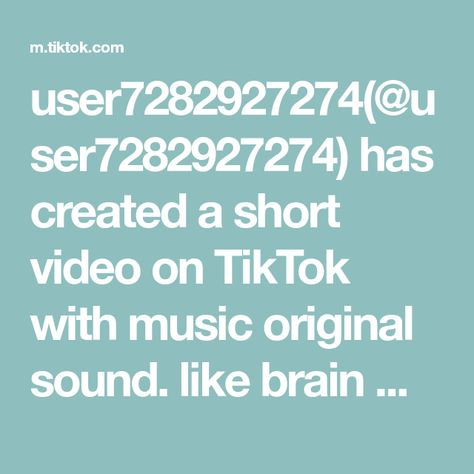 user7282927274(@user7282927274) has created a short video on TikTok with music original sound. like brain make up your mind #advice #xyzbca #relatable #relationship #attachmentissues haha all jokes haha #unbothered