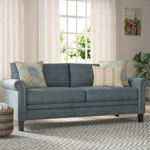 Save Money On Childress Sofa By Charlton Home Grey Furniture Living Room Traditional Design Living Room Furniture