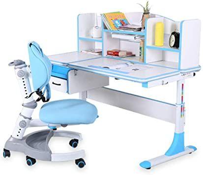 Shurndgao Children Study Table Desk Chair School Student Desks And Chairs Suit Versatile Package Wi In 2020 Childrens Desk And Chair Desk And Chair Set Functional Desk