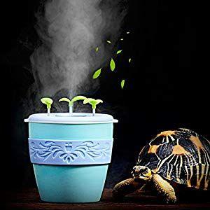 Top 10 Best Reptile Humidifier Reviews Guide 2019 Terrarium Tank Crested Gecko Amphibians