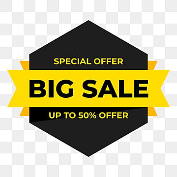 Sale And Special Offer Tag Price Tags Sales Label Vector Illustration Big Sale Label Discount Offer Png And Vector With Transparent Background For Free Downl Sale Banner Banner Template Design Marketing