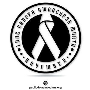 Pin On Lung Cancer Awareness