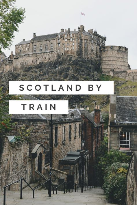 Seeing Scotland by Train travelscotland Tips for seeing Scotland without renting a car, including easy day trips from Edinburgh scotland edinburgh standrews publictransport trains 757238124831250735 Scotland Vacation, Scotland Travel, Ireland Travel, Trips To Scotland, Italy Travel, Portugal Travel, St Andrews, Day Trips From Edinburgh, Day Trips From London