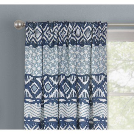 Better Homes & Gardens Heathered Window Curtain Panel