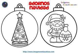 Sgblogosfera Amigos De Jesus Navidad Decorar Bolas De Navidad Bolas De Navidad Paginas Para Colorear De Navidad