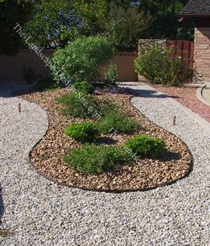 Easy Landscaping Ideas Pictures | Landscaping On A Budget U2013 Cheap And  Inexpensive Landscaping Ideas | Yard Ideas | Pinterest | Inexpensive  Landscaping, ...