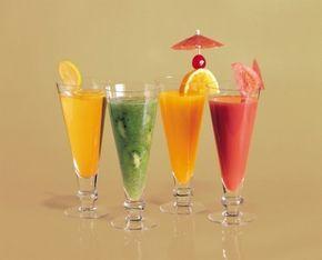 كاسات عصير بالصور مجلة البيت Martini Glass Glassware Champagne Flute