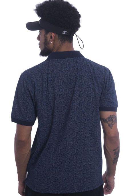 Camisa Jota k Polo Especial Azul Marinho