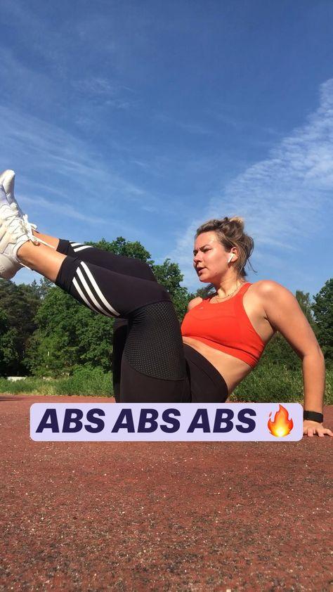 Die besten Übungen für die seitlichen Bauchmuskeln und einen trainierten Bauch