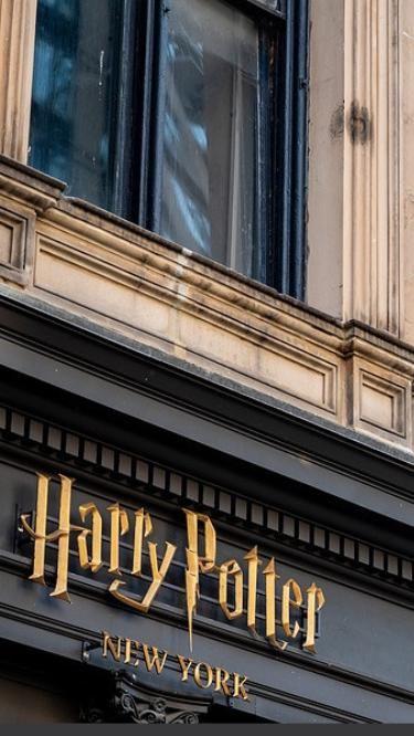 negozio di Harry Potter, New York