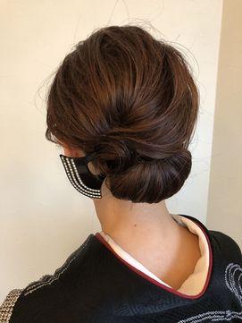 卒業式ヘアセット hair moreをご紹介 2018年夏の最新ヘア
