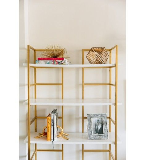 Office Closet Tour Giveaway Shelves Living Room Shelves Living Room Bookcase