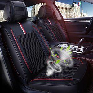 シートカバー レザーシートカバー 5人乗り汎用タイプ 全席セット クッションシートカバー ネックパッド 腰クッション付き 通気性良い お得なセット 015 Rfqc Dybs2 Inotenka 通販 Yahoo ショッピング 車の座席 シートカバー キャシュカイ