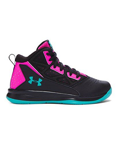 Nike Under Armour Basketball Shoes Pink