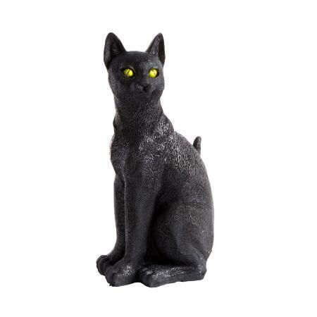 13 Black Cat Halloween Led Light Up Statue Christmas Tree Shops Andthat Black Cat Halloween Halloween Led Lights Christmas Tree Shop