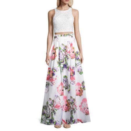 ef0e3159eb737 Buy Speechless 2 Piece Print Mermaid Dress-Juniors at JCPenney.com ...