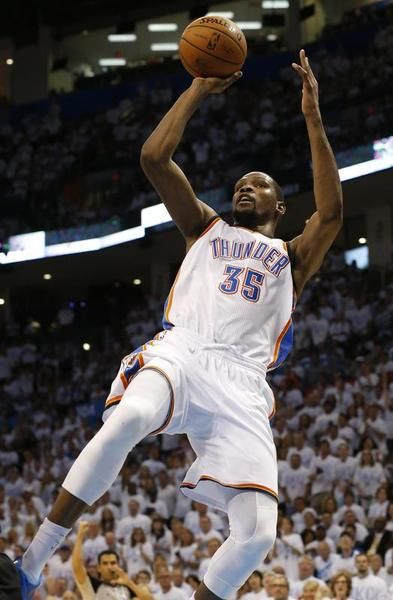 20 Kevin Durant