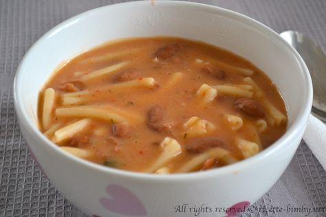 51aaf0d6cc59e5b31426033e6fa321fb  pasta e fagioli - Pasta E Fagioli Ricette