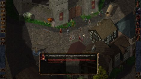 Baldur S Gate Enhanced Edition Video Game Artwork Gameplay