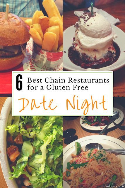 A Celiac S Favorite Chain Restaurants For Gluten Free Date Nights