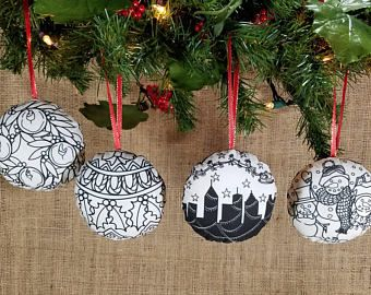 Diy Ornaments Etsy Ornaments Diy Christmas Diy Fun Christmas Crafts
