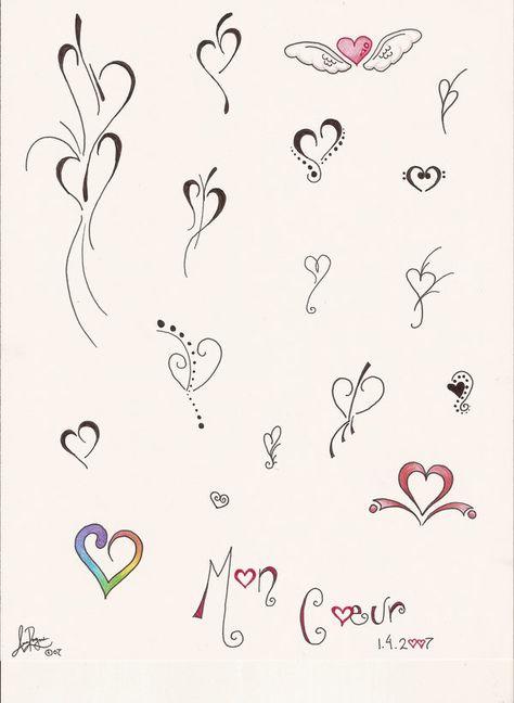 Mon Coeur by RuneElf