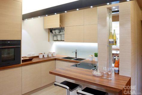 57 Mq Con Ambienti Mutevoli Arredamento Sala E Cucina Case