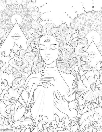 Sci Fi Coloring Pages