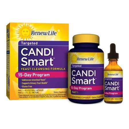 Free Shipping  Buy Renew Life CandiSmart - 15-Day Program at