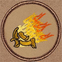 Sharpshooter Patrol! Boy Scout Patrol Patches #164