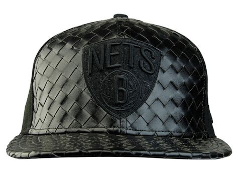 Brooklyn Nets Woven 59fifty Fitted Cap By New Era X Nba With Images Brooklyn Nets New Era Sport Hat