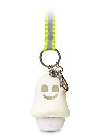 Ghost Lanyard Light Up Pocketbac Holder Bath Body Works Bath
