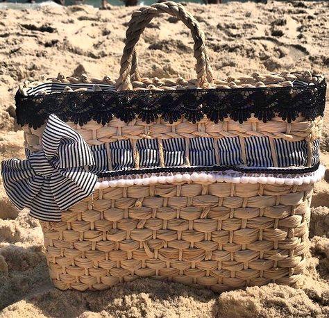 bag Bolsa de praia! #bag #beach...